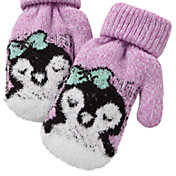 Northeast Outfitters Youth Cozy Penguin Mittens