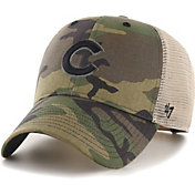 '47 Men's Chicago Cubs Camo Branson MVP Hat