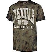 '47 Men's St. Louis Cardinals Camo Foxtrot T-Shirt