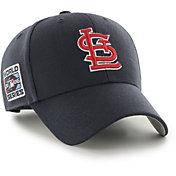 '47 Men's St. Louis Cardinals Navy Snapback Adjustable MVP Hat