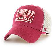 '47 Men's St. Louis Cardinals Red Clean Up Adjustable Hat
