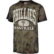 '47 Men's Philadelphia Phillies Camo Foxtrot T-Shirt