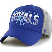 '47 Men's Kansas City Royals Gray Hat