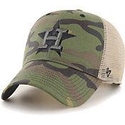 '47 Men's Houston Astros Camo Branson MVP Hat