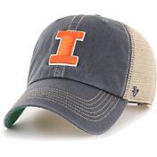 '47 Men's Illinois Fighting Illini Blue Trawler Adjustable Hat