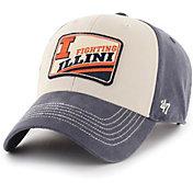 '47 Men's Illinois Fighting Illini MVP Navy Adjustable Hat