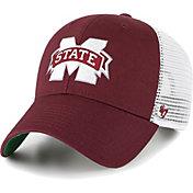 '47 Men's Mississippi State Bulldogs Maroon Branson MVP Adjustable Hat