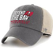 '47 Men's Super Bowl LV Champions Tampa Bay Buccaneers Defend the Bay MVP Hat