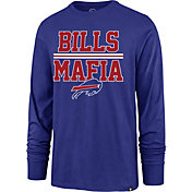 '47 Men's Buffalo Bills Mafia Rival Royal Long Sleeve T-Shirt