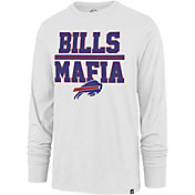 '47 Men's Buffalo Bills Mafia Long Sleeve White T-Shirt