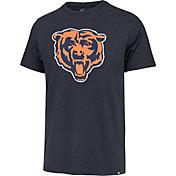 '47 Men's Chicago Bears Navy Fieldhouse T-Shirt