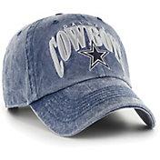 '47 Men's Dallas Cowboys Apollo Navy Clean Up Hat