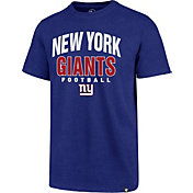 '47 Men's New York Giants Royal Trackdown Club T-Shirt