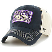 '47 Men's Baltimore Ravens Adjustable Shaw MVP Hat