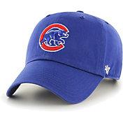 '47 Men's Chicago Cubs Royal Clean Up Adjustable Hat