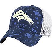 '47 Youth Denver Broncos Blast Off MVP Navy Adjustable Hat