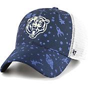'47 Youth Chicago Bears Navy Blast Off MVP Adjustable Hat