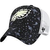 '47 Youth Philadelphia Eagles Blast Off MVP Black Adjustable Hat