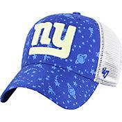 '47 Youth New York Giants Blast Off MVP Royal Adjustable Hat