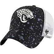 '47 Youth Jacksonville Jaguars Blast Off MVP Black Adjustable Hat