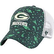 '47 Youth Green Bay Packers Blast Off MVP Gree Adjustable Hat