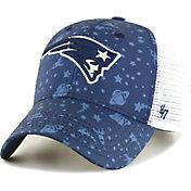 '47 Youth New England Patriots Navy Blast Off MVP Adjustable Hat