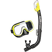 TUSA Sport Youth Mini-Kleio Mask and Dry Snorkel Combo