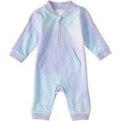 adidas Infant Girls' French Terry Coverall