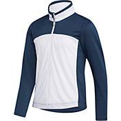 adidas Girls' Layering Full Zip Golf Jacket