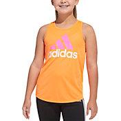 adidas Girls' AEROREADY Performance Tank Top