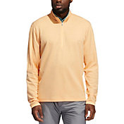 Adidas Men's adicross Recycled Polyester 1/4 Zip Golf Pullover