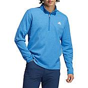 Adidas Men's Three Stripe Golf 1/4 Zip