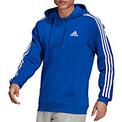 adidas Men's Essentials Fleece 3-Stripes Hoodie