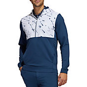 adidas Men's Primeblue COLD.RDY 1/2 Zip Golf Pullover