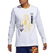 adidas Men's DON x Bel Air Academy Long Sleeve T-Shirt