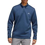 adidas Men's Primegreen Water Resistant 1/4 Zip Golf Pullover