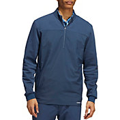 adidas Men's Hybrid COLD.RDY 1/4 Zip Golf Pullover