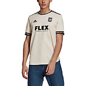 adidas Men's Los Angeles FC '21-'22 Secondary Authentic Jersey