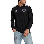 adidas Men's Inter Miami CF '21-'22 Secondary Replica Long Sleeve Jersey