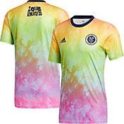 adidas Men's New York City FC Tie-Dye Pride Jersey