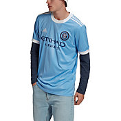 adidas Men's New York City FC '21-'22 Primary Replica Jersey