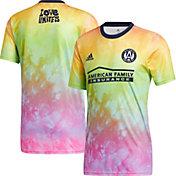 adidas Men's Atlanta United Tie-Dye Pride Jersey