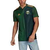 adidas Men's Portland Timbers '21-'22 Primary Replica Jersey