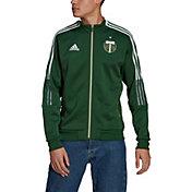 adidas Men's Portland Timbers Anthem Green Jacket