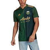adidas Men's Portland Timbers '21 Primary Replica Jersey