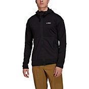 adidas Men's Terrex Tech Flooce Light Hooded Jacket