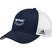 adidas Men's Florida Atlantic Owls Blue Adjustable Trucker Hat