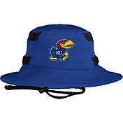 adidas Men's Kansas Jayhawks Blue Victory Performance Hat