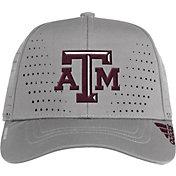adidas Men's Texas A&M Aggies Grey Performance Adjustable Hat