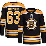 adidas Boston Bruins Brad Marchand #63 ADIZERO Authentic Home Jersey
